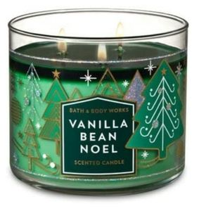 ❤NEW BBW Vanilla Bean 3 Wick Candle❤